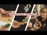 Как приготовить имбирные пряники | Lera & the Cakes