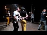 Boris Yakovenko & Ksenia Kozlovskaya, social dancing in the