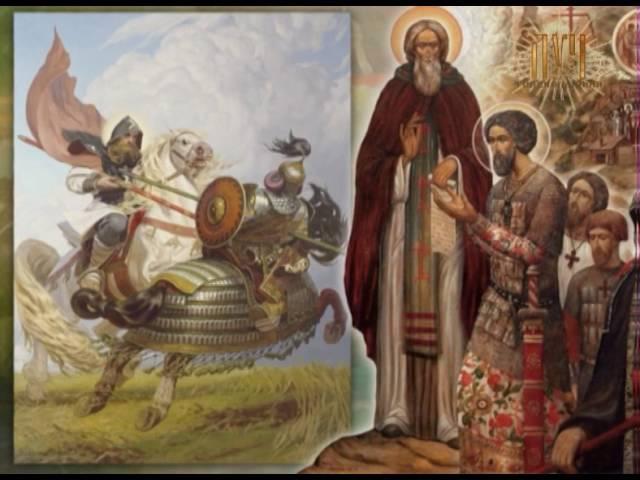 т\к Луч В поиске знаний Битва Пересвета с Челубеем