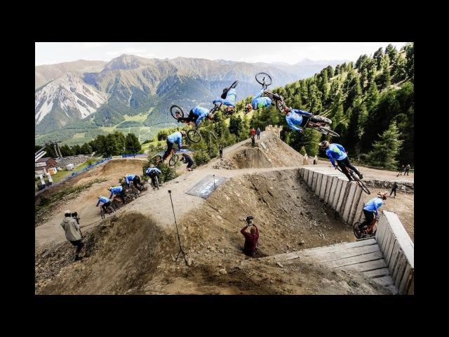 Nicholi Rogatkin's World First Twister on DH Bike | Suzuki Nine Knights MTB 2017