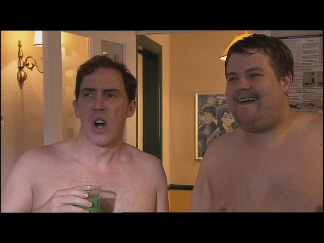 Gavin and Stacey - Series 2 Bloopers / Outtakes