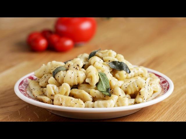 Easy Homemade Potato Gnocchi