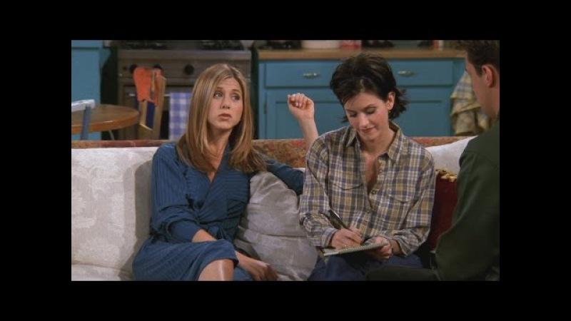 Friends - Monica Rachel Chandler