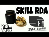 Skill Rda By VapersMD & Twisted Messes - Surprise? - Mike Vapes