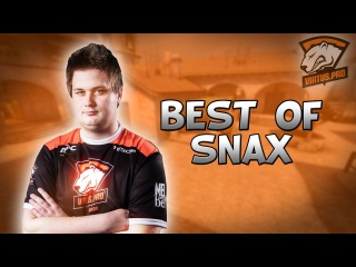 CS:GO - BEST OF Snax! (Sneaky Plays, Ninja Defuses, Stream Highlights, Funny Moments & More)