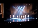Признание в любви. Шоу под дождем. Санкт-Петербургский театр танца ИСКУШЕНИЕ