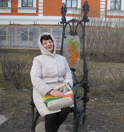 Тамара Харламова