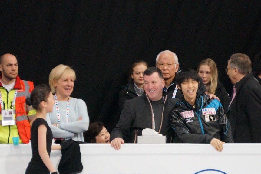 Брайан О́рсер / Brian Orser & Toronto Cricket Skating Curling Club - Страница 3 GHnYaKj3jLM