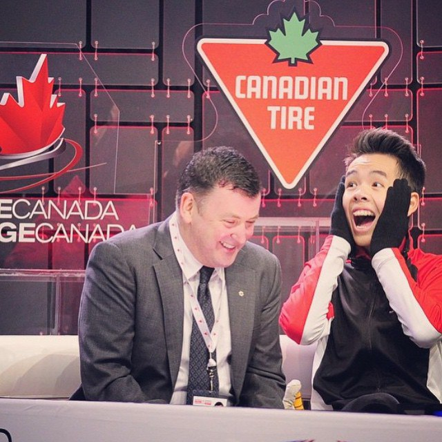 Брайан О́рсер / Brian Orser & Toronto Cricket Skating Curling Club - Страница 3 CMXfZLsIqJs