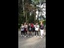 Выступление ансамбля Вера,Надежда,Любовь»в парке,г.Балашиха