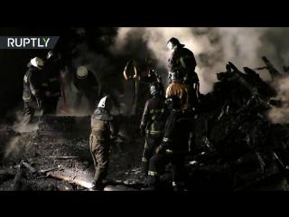 Трое детей погибли в лагере Одессы во время пожара