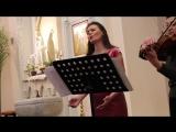 Католический храм, концерт органной музыки, 11.11.16