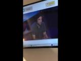 25.07.2017 - Роберт на Howard Stern Show в SiriusXM Studios «Хорошее время»#1