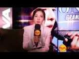 [EVENT] 170506 Сандара рассказывает о корейском фильме One Step на пресс-конференции в Маниле (Филиппины)