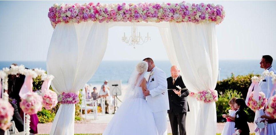 Крымчане стали чаще пользоваться свадебными организациями