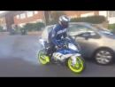 [i love moto sport] Drift bmw s1000r