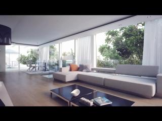 Interior_Exterior Architecture Visualization-HD