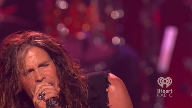 Aerosmith HD Dream On live iHeartRadio Music Festival 2012 HD 1080p