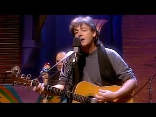 Paul McCartney – I Lost My Little Girl (2/5) MTV Unplugged (1991) The McCartney Years (12.11.2007)