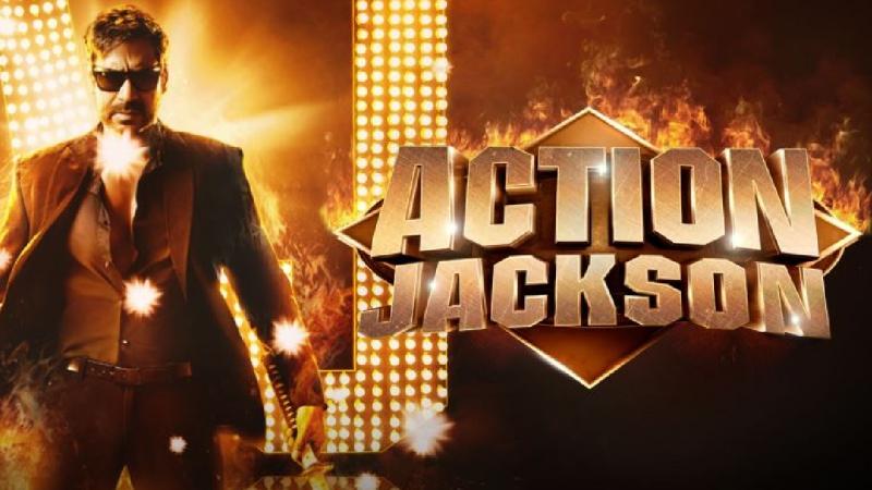 Трейлер Фильма: Боевик Джексон / Темная Лошадка / Action Jackson (2014)