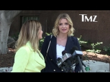june 05 - Mischa Barton and Lisa Bloom give a statement outside the Los Angeles Superior Court
