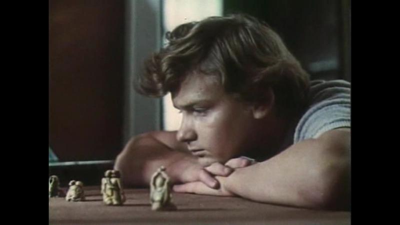 Каникулы Кроша (1980) Все серии