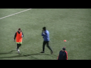 Обзор матча Фк Костер 10-0 Фк Дружина (Зимний чемпионат НЛФЛ)