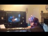 Бабушка познакомилась с виртуальной реальностью