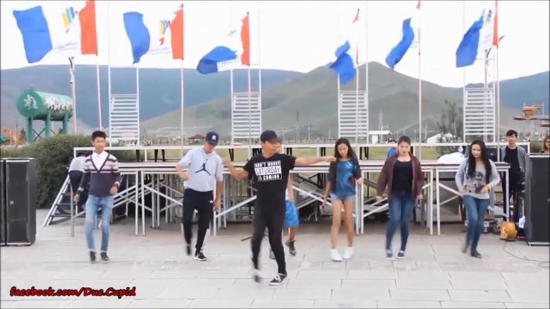 Kaz-muz.kz-The best Clips: Tez Cadey - Seve | Shuffer Dance | Mongolian Girls