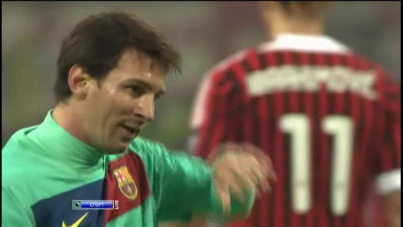 182 CL-2011/2012 AC Milan - FC Barcelona 2:3 (23.11.2011) HL » Freewka.com - Смотреть онлайн в хорощем качестве