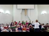 детский хор церкви