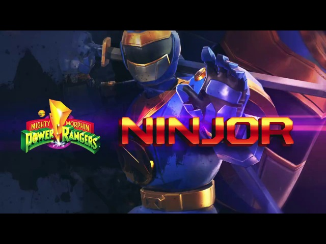 Power Rangers: Legacy Wars (MMPR) Ninjor (Moveset)