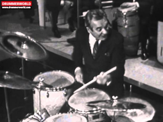 Buddy Rich - Gene Krupa - Sammy Davis Jr.: The legendary DRUM BATTLE