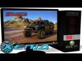 XENIA Xbox 360 Emulator - Jeremy McGrath's Offroad (2012). Ingame 60FPS. Vulkan. Test #2