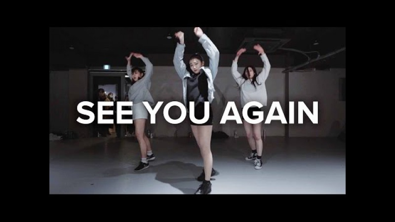 See You Again - Wiz Khalifa ft.Charlie Puth / Yoojung Lee Choreography