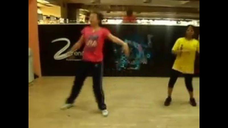 Anna Pasichnyk India Mumbai Zenith dance company