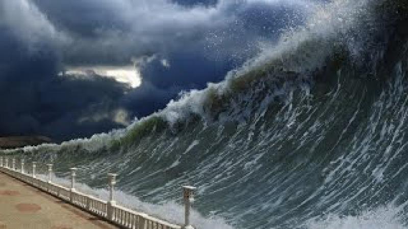 Momentos Chocantes Desastres Naturais