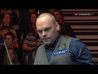 Stuart Bingham FLUKE v Robert Milkins SF Welsh Open 2017