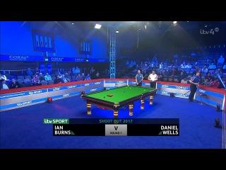Daniel Wells v Ian Burns Shoot Out 2017