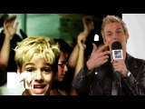 Aaron Carter's Reaction To 'Aaron's Party'... It's Hilarious  MTV News