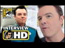 THE ORVILLE Exclusive Seth MacFarlane Cast Interviews - SDCC 2017