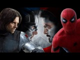 Did The Winter Soldier kill Spider-Man's parents! Captain America Civil War