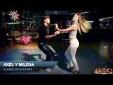 КЛАССНЫЙ ТАНЕЦ БАЧАТА! 2017 HOT DANCE Bachata Axel &amp Milena