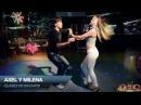 КЛАССНЫЙ ТАНЕЦ БАЧАТА! 2017 HOT DANCE Bachata Axel Milena
