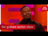 Jamie Foxx's early encounter with Kanye West  - The Graham Norton Show 2017 - BBC One