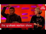 Ed Sheeran slept on Jamie Foxx's couch for 6 weeks - The Graham Norton Show 2017 - BBC One