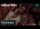 Stitchers | Season 3, Episode 3 Sneak Peek: Kirsten and Ivy Bond | Freeform