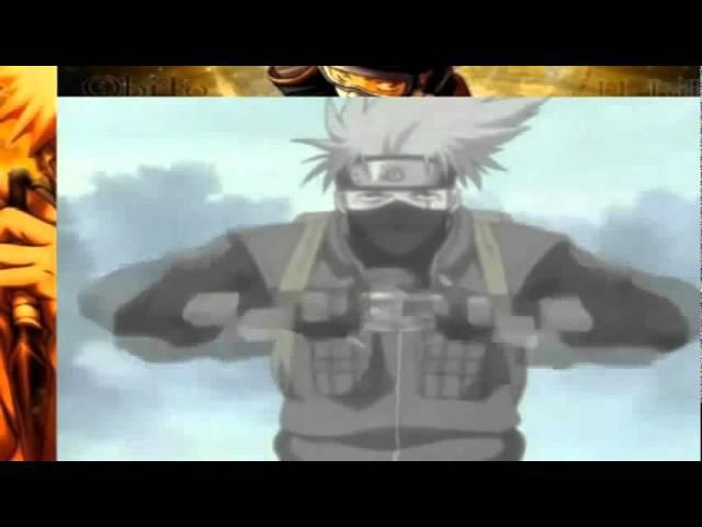 Naruto Water dragon jutsu