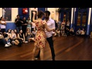 BSOE 2011 - Juan Villafane Sharon Davis - Lindy Hop