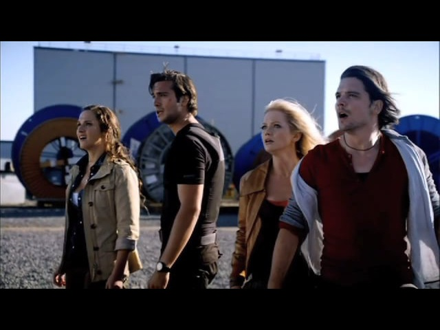 ANDREW LEE POTTS SHOWREEL 2017